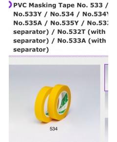PVC masking tape