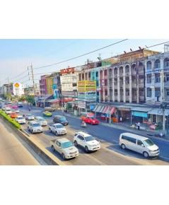 ห้องพักให้เช่าถูกม๊าก ติดถนนงามวงศ์วาน ใกล้โรงหนังเก่า-The Mall ให้เช่าเหมาทั้งชั้น มีหลายห้อง