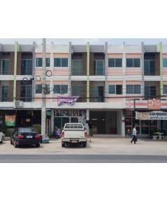 ตึกแถวให้เช่าหนองจอก ทำเลค้าขายใกล้ท่ารถตู้ ร้าน 7-11 โรงพัก-ตลาดหนองจอก ติดถนนใหญ่ จอดรถได้ 3-4 คัน