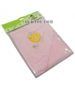 ผ้าห่อตัวเด็กทารก 110-1 สีชมพู