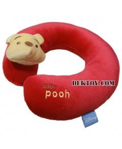 หมอนรองคอเบบี้พูห์ baby Pooh