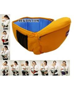 ที่นั่งเด็กคาดเอวฟาร์ลิน สีส้ม Farlin Baby Hip Seat USE-6606