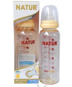 ขวดนมเนเจอร์-Natur PES 8 ออนซ์ 80042