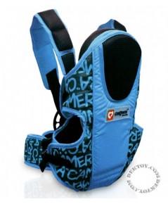 เป้อุ้มเด็กคาเมร่า-Camera C-SC2056 สีฟ้า