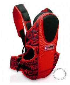 เป้อุ้มเด็กคาเมร่า-Camera C-SC2056 สีแดง