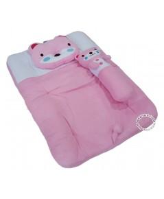 ชุดที่นอนเด็กปิคนิคขนหนูหมีปาป้า-Papa CSN-H51/1