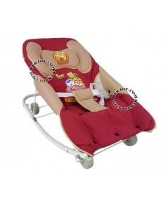 เปลโยกเด็กโปโรโร่ baby rocking Pororo 516001 สีแดง