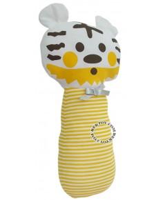 หมอนข้างเด็ก Tomtom joyful 9044 เสื้อเหลือง