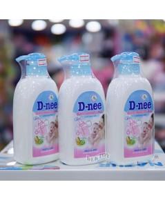 D-nee น้ำยาล้างขวดนมดีนี่หัวปั๊ม500มล.x3ขวด