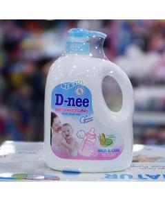 D-nee น้ำยาล้างขวดนมดีนี่หัวปั๊ม900มล.