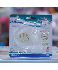 ATTOON แอทตูน ที่ดูดน้ำมูกแบบสายยางใช้ปากดูด