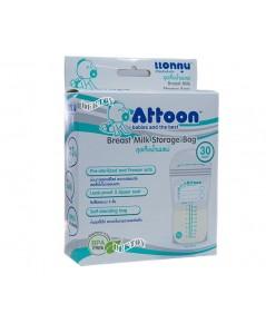 ATTOON แอทตูน ถุงเก็บน้ำนมแอทตูน30ใบ