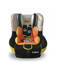 B Duck บีดั๊ค คาร์ซีทปรับเอนได้ 4 ระดับ สำหรับเด็กแรกเกิด-4ขวบ รุ่น BD-LM309A สีเทาดำ