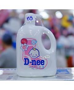 Dnee ดีนี่ น้ำยาซักผ้าเด็กดีนี่ หัวปั๊ม กลิ่น Honey Star ชมพู 960 มล.