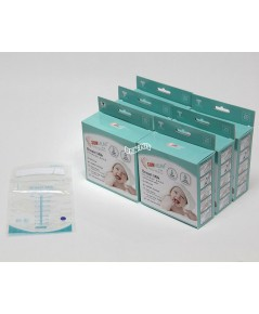 SUNMUM ซันมัมพรีเมี่ยม ถุงเก็บน้ำนม Sunmum Premium 20 ใบx6กล่อง