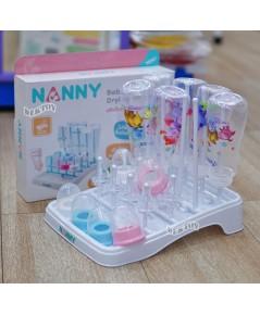 NANNY แนนนี่ที่คว่ำขวดนมที่ตากขวดนมแนนนี่ ไซส์ L N215/C