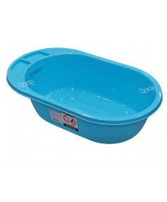 NANNY แนนนี่ อ่างอาบน้ำเด็กแนนนี่3070สีฟ้า
