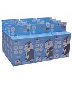 PENGUIN เพนกวินถุงเก็บน้ำนมเพนกวิน 4 ออนซ์30ใบx12กล่อง