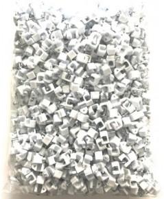 กิ๊บตอกรัดสาย RG-6 LEOTECH (1.000 ตัว)