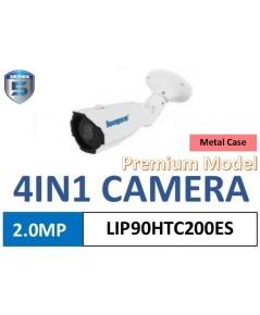 กล้องบูลเล็ท IR Longse รุ่น 4IN1LIP90HTC200ES (HD-4in1)