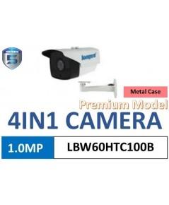 กล้องบูลเล็ท IR Longse รุ่น 4IN1LBW60HTC100B (HD-4in1)