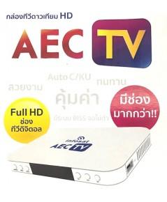 RECEIVER INFOSAT AEC TV