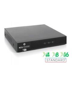 XVR 5IN1 PSI OCS X4 (รองรับกล้องได้ 5 ระบบ CVI, AHD, TVI, IP, Analog)