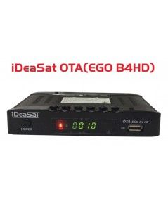 RECEIVER IDEASAT EGO B4HD