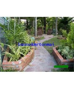 จำลองธรรมชาติไว้อิงแอบส่วนมุมหนึ่งที่สวนของขวัญแอนด์การ์เด้นท์
