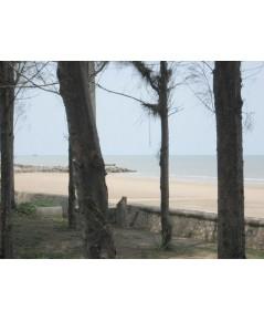 บ้านรินทร บ้านพักตากอากาศหน้าทะเล หาดเจ้าสำราญ จ.เพชรบุรี