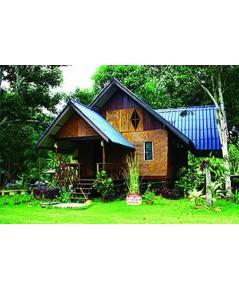 บ้านน้ำงาม ที่พักติดริมแม่น้ำเพชรฯ อ.แก่งกระจาน จ.เพชรบุรีบริการแบบแพ็คเก็จทัวร์