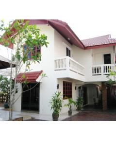 บ้านทิวลม บ้านเดี่ยวพร้อมสระว่ายน้ำ บริเวณชายหาดชะอำ จ.เพชรบุรี