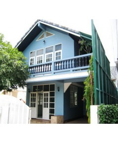 บ้านน้ำหวาน บ้านเดี่ยว 2 ชั้น บริเวณชายหาดชะอำ จ.เพชรบุรี
