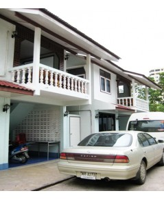 บ้านเดี่ยวลักซ์เพลส  บริเวณชายหาดชะอำ จ.เพชรบุรี