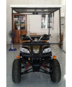 รถ ATV ไฟฟ้าโซล่าเซลล์ พลังงานแสงอาทิตย์