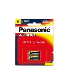 ถ่าน Panasonic Alkaline ขนาด N แพค 2 ก้อน