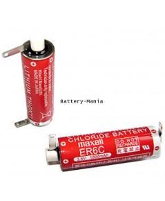 แบตเตอรี่ Maxell ER6C Lithium 3.6 V Battery