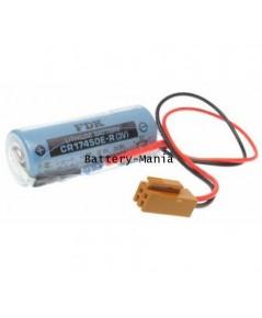 FDK Battery 3V High Capacity Lithium Battery 3V/2400mAh CR17450E-R