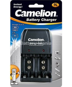Camelion Basic Multi Charger รุ่น BC-0904S for AA/AAA/9V