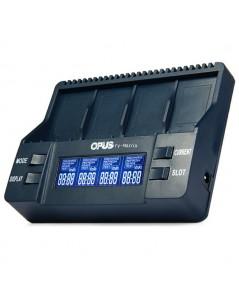 Opus BT - C900 ดิจิตอล 4 ช่อง LCD 9V แบตเตอรี่ Li-ion NiMh