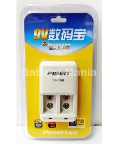 PISEN TS-C001 Basic 9V Charger