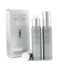 Yves Saint Laurent  Haute Legerete Travel Duo ( For Energized, Relaxed, Light Feeling Leges ) 2x40ml