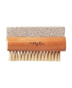 H2O  2-in-1 Pumice Nail Brush