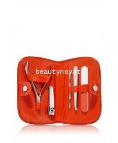 Bath  Body Works® Accessories Mani Pedi ชุดทำความสะอาดเล็บค่ะ ชุดสีแดงค่ะ
