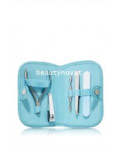 Bath  Body Works® Accessories Mani Pedi ชุดทำความสะอาดเล็บค่ะ ชุดสีฟ้าค่ะ