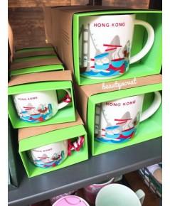 Starbucks Hong kong You Are Here Hong Kong Mug / Ornament