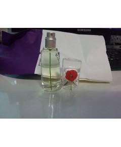 น้ำหอมผู้หญิง Kenzo Flower EDT spray perfume for women 15 ml . หัวสเปรย์แท้ไม่มีกล่อง