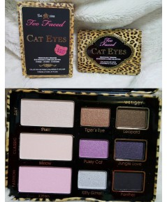 Too Faced Cat Eyes Eyes Ferociously Feminine Eye Shadow  Liner Collection โทนสโมกกี้