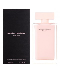 Narciso Rodriguez for Her EDP 100 ml. ขวดชมพู