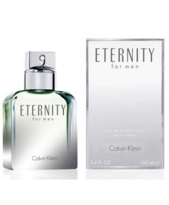 Calvin Klein Eternity 25th Anniversary Edition For Men Eau de Toilette Spray 100ml.